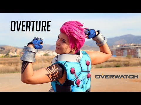 Overwatch - Overture (Piano, violin & clarinet cover and videocosplay)