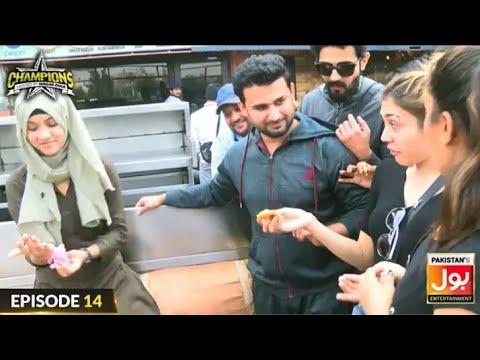 Download Champions With Waqar Zaka Episode 14 | Champions BOL house | Waqar Zaka Show
