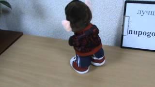 Танцующая обезьяна Gangnam Style CL 1203 C
