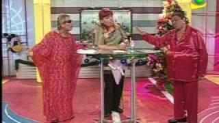 PORTOLA Y LUCIA DE LA CRUZ EN MASCALY TV - ESPECIAL DEL HUMOR (1de3)