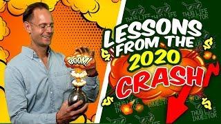 2020 STOCK CRASH: LESSONS LEARNED FOR DIVIDEND STOCK INVESTORS