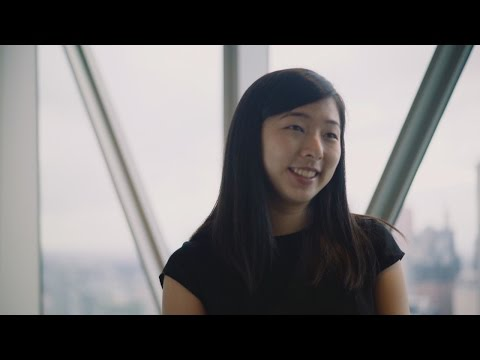 Emmeline Wu (Master of Business Analytics 2015) - Welcome to the World Class