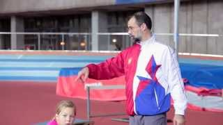 Школа по легкой атлетике ЦСКА