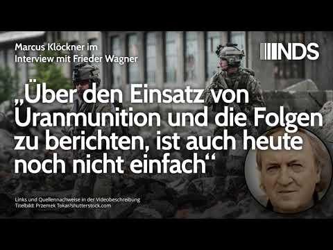 """""""Über den Einsatz von Uranmunition und die Folgen zu berichten, ist auch heute noch nicht einfach"""""""