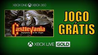 JOGO GRÁTIS - Castlevania Symphony Of The Night - Xbox 360 e Xbox One - Live BR