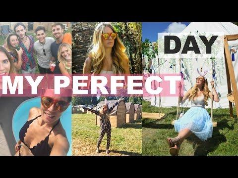 MY PERFECT DAY - ad TalkBeckyTalk