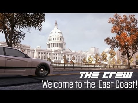 THE CREW | Regional Series: Welcome to the East Coast [EUROPE]