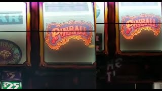 HUGE JACKPOT $50/spin Pinball 2x BONUS HIGH LIMIT Slots