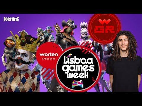 Morais E Shikai Jogam Squads Na Lisboa Games Week