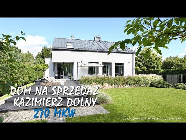Kazimierz Dolny, niepowtarzalny dom nad Wisłą do sprzedania