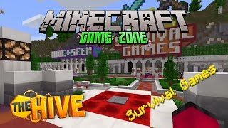 Minecraft Mini-Games, Multiplayer Servers, Survival Games & Hunger Games - Game Zone