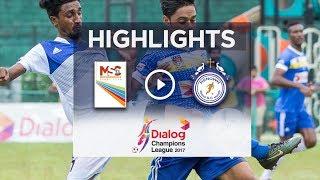 Highlights - Moragasmulla SC v Renown SC - DCL17 (Week 3)