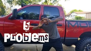 5 Problems With Owning A Lifted Truck!!!!