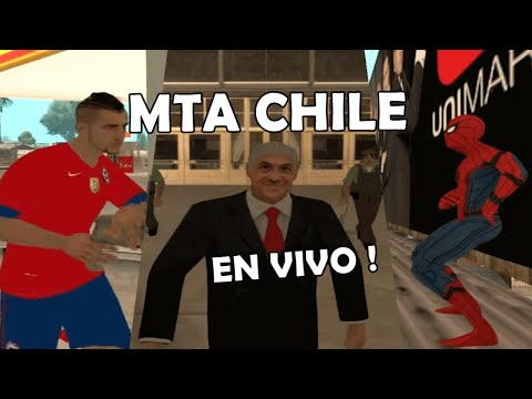 GTA MTA CHILE - SV NUEVO! - EN VIVO