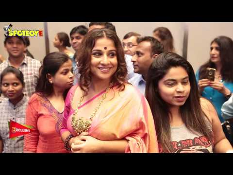 Vidya Balan: Yes, I Don't Wear Sabyasachi Anymore, It's Unfortunate | SpotboyE