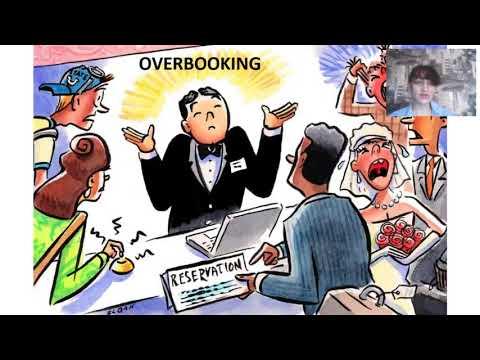 Overbooking или помоги себе сам 1