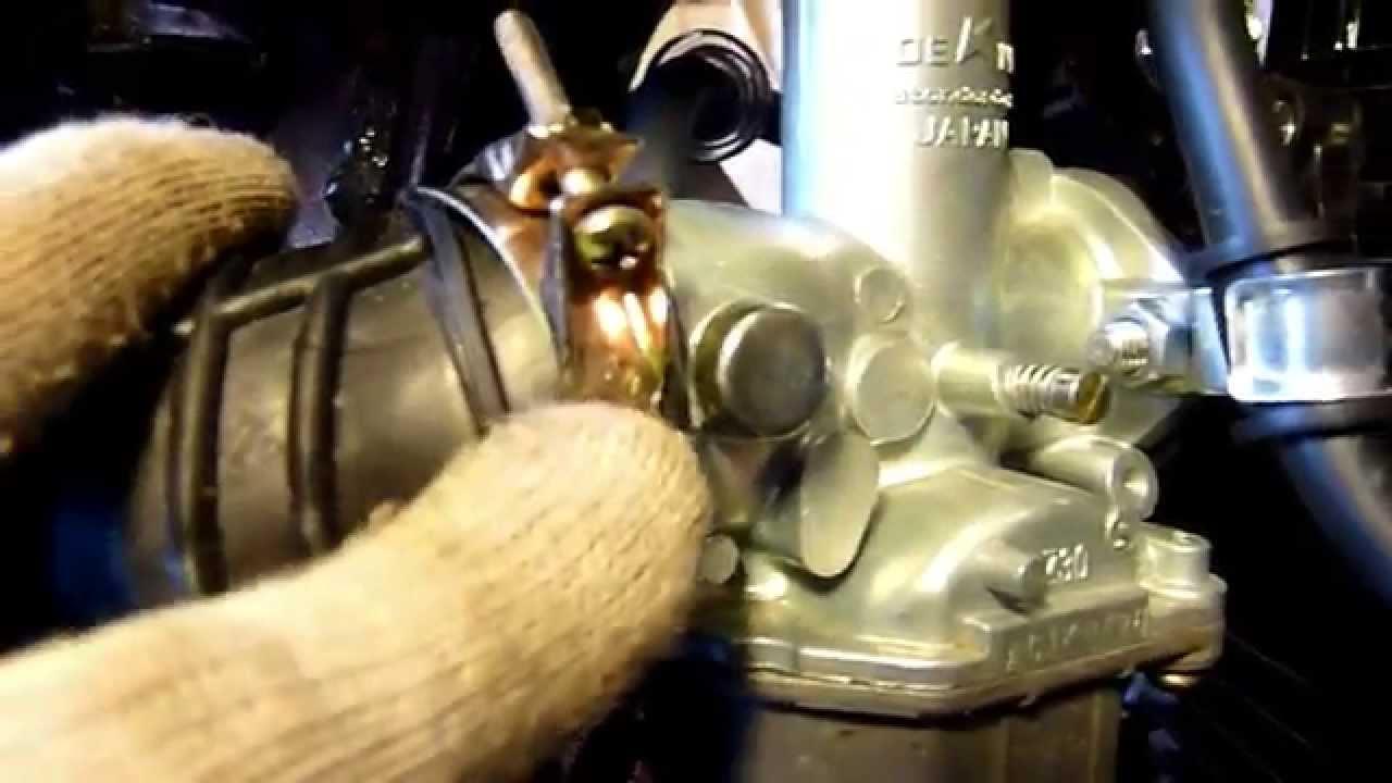 Стелс Эндуро 250. Подготовка к эксплуатации (6 серия) /Stels Enduro 250/