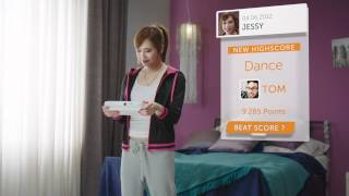 Your Shape: Fitness Evolved 2013 (Wii U) E3 Trailer