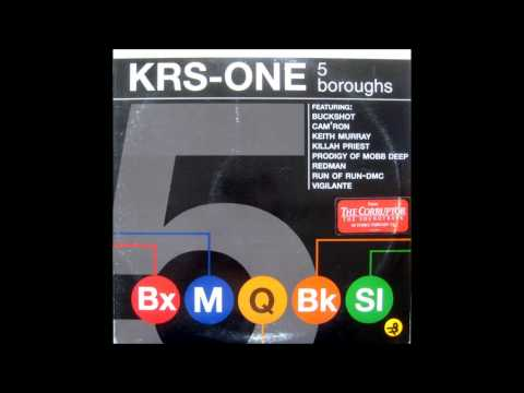 KRS-One - 5 Boroughs ft. Various Artists