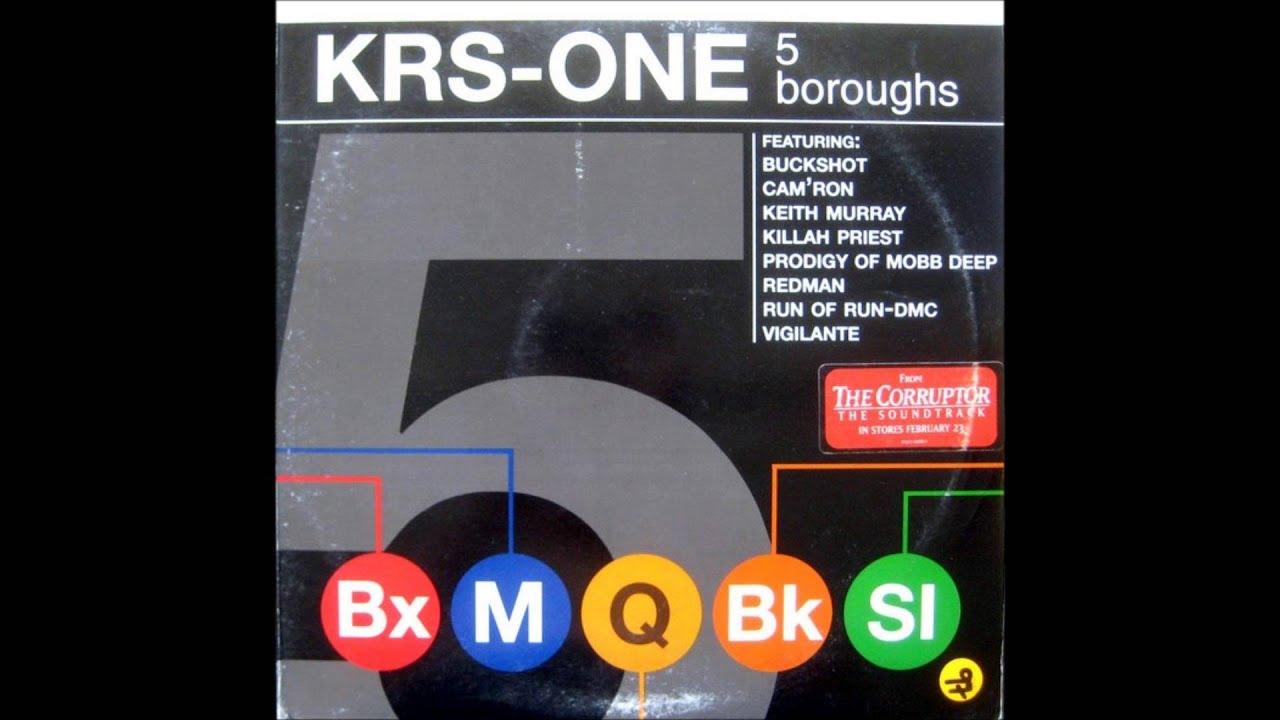 Krs One 5 Boroughs Ft Various Artists