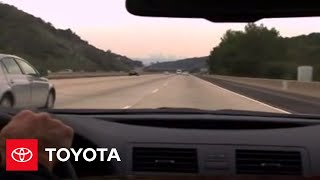 2007 - 2009 Camry How-To: Cruise Control | Toyota