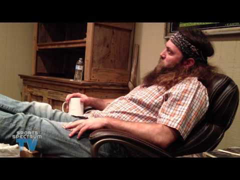 Willie Robertson talks about adoption