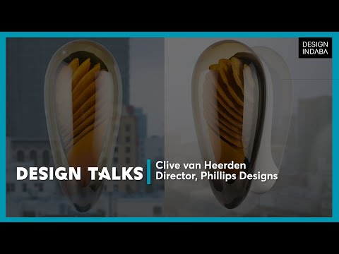 Clive van Heerden on why design must ask more difficult questions of technology