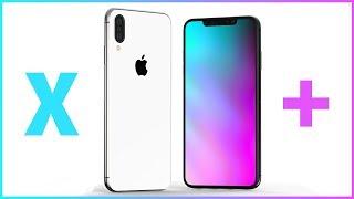 iPhone X Plus leaks