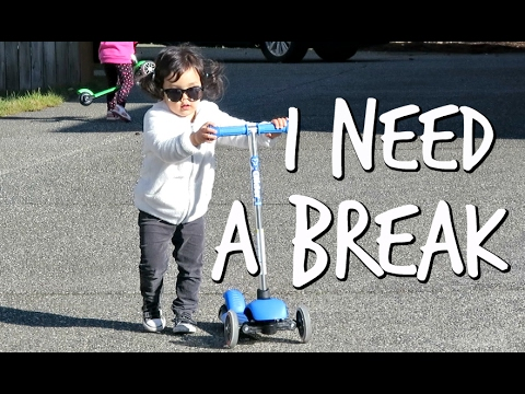 I NEED A BREAK! - February 17, 2017 -  ItsJudysLife Vlogs