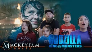 Godzilla: King of the Monsters - Final Trailer- REACTION and REVIEW!!!
