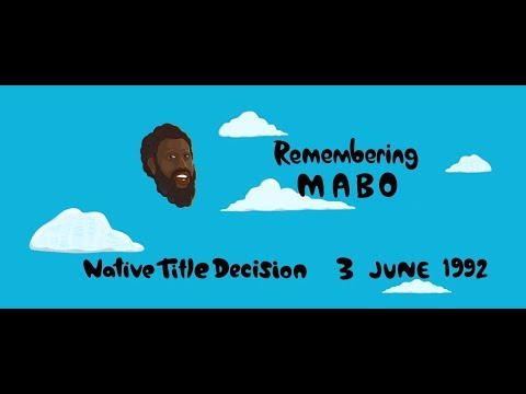 Remembering Mabo