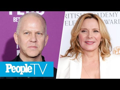 Ryan Murphy Says 'Sex And The City 3' Should 'Recast Samantha' After Kim Cattrall Drama | PeopleTV from YouTube · Duration:  1 minutes 29 seconds