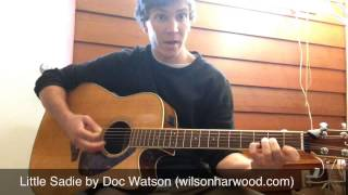 Little Sadie Lesson By Wilson Harwood