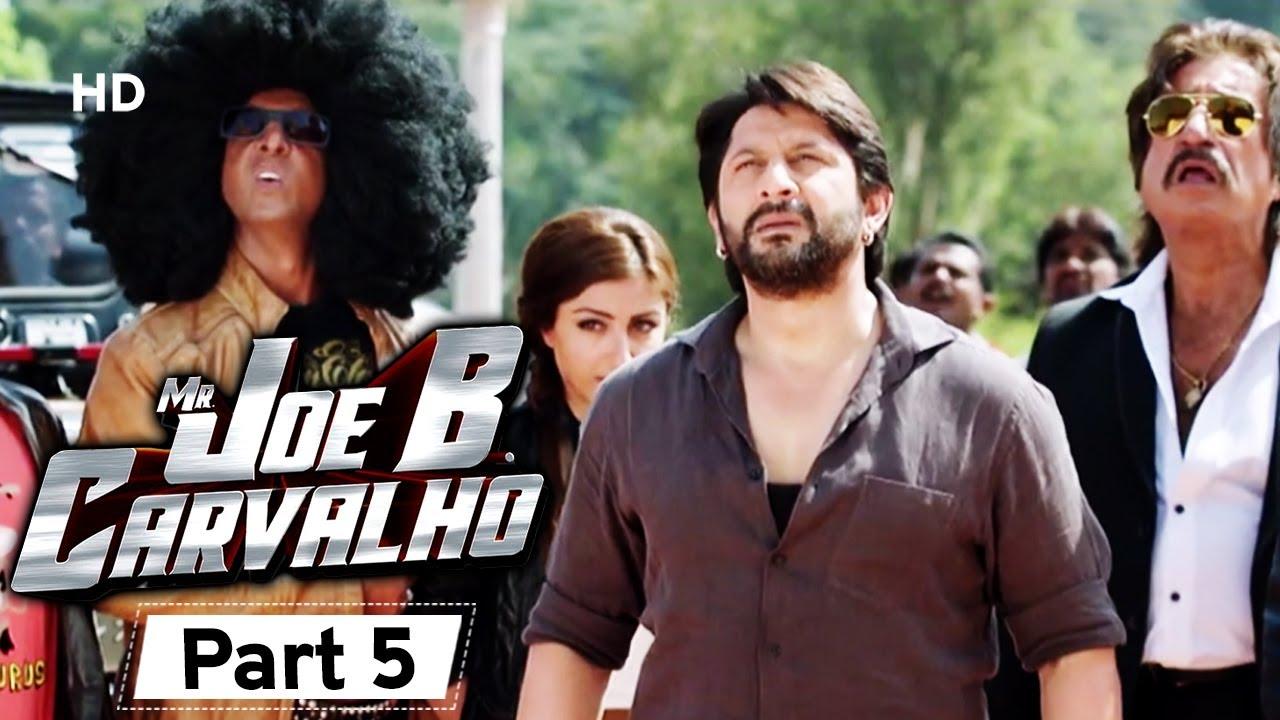 Mr Joe B. Carvalho - Climax Part 5 - Super Comedy Movie - Arshad Warsi - Javed Jaffrey - Vijay Raaz