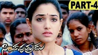 Simha Putrudu Full Movie Part 4 || Dhanush, Tamannaah, Prakash Raj