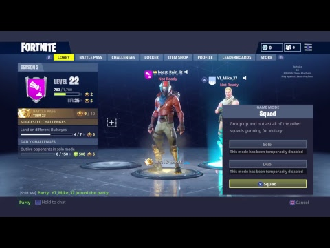 Tryna get these tiers for fornite joi the journey