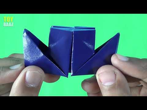 AMAZING PAPER TOYS PAPER CRAFT FOR KIDS   ToyBaaz   34