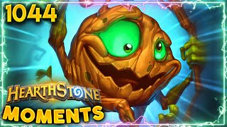 THE GOLDEN AGE OF MISPLAYS!!! | Hearthstone Daily Moments Ep.1044