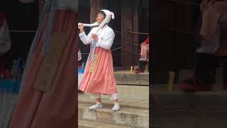8월26일 한국 민속촌 광년이 노래