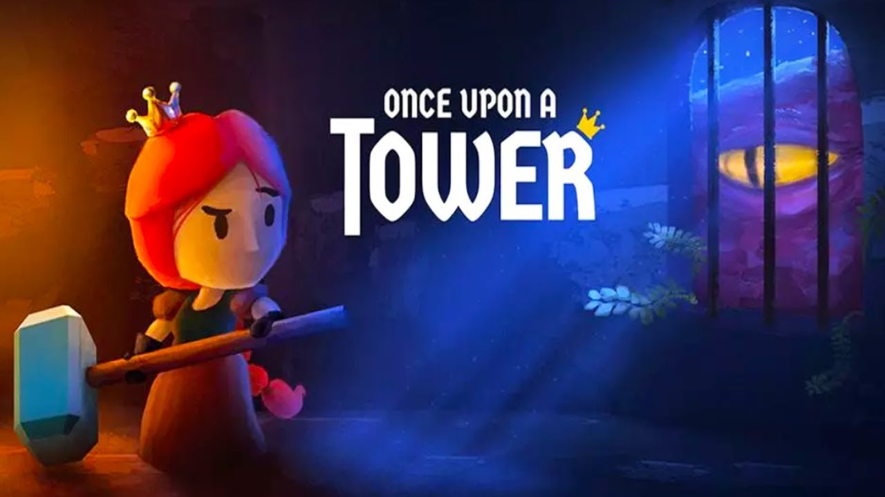 ApkMod1.Com Once Upon a Tower v9.0 + МOD (Unlocked) download free Action Android Game