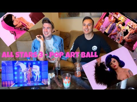 Rupaul's Drag Race All Stars 3 Episode 5 {REACTION}