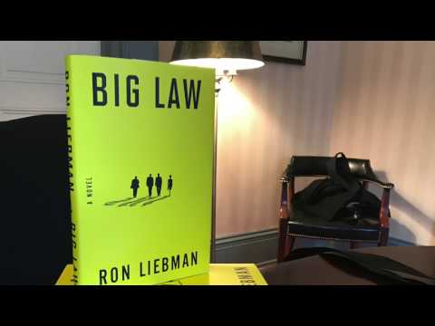 MidShore Arts: Big Time Lawyer Ron Liebman Becomes Legal Thriller Bestseller