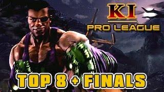 KI | Tournament | S03E08 | TOP 8 + Finals (DaytonJ, HankHill, Storm179 + more)