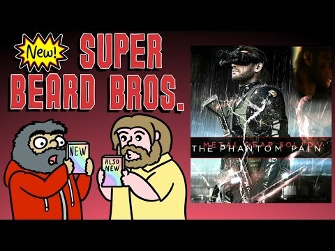 METAL GEAR SOLID V: PHANTOM PAIN - New Super Beard Bros. #4