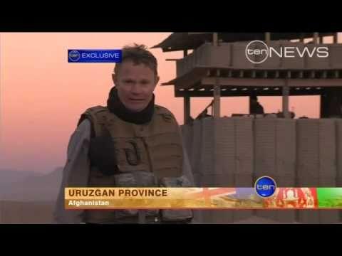 Australian patrol base attacked in Afghanistan