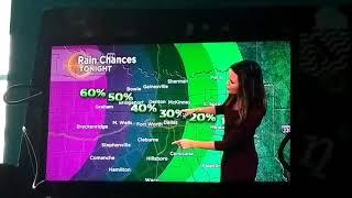 Dallas weather 2017(2)