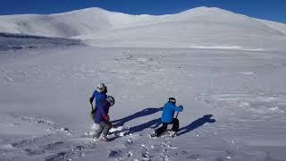 Eislaufen auf 2000 Meter in der Steiermark für die EM 2020 in Graz