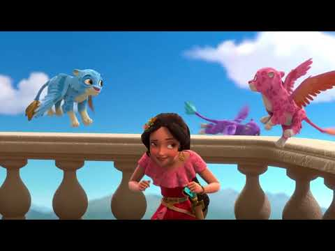 Elena Of Avalor New Oppening l New Intro l Song Of The Sirenas Intro l HD