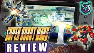 Super Robot Wars T Switch Review - Fire Emblem + Mechs! (Video Game Video Review)
