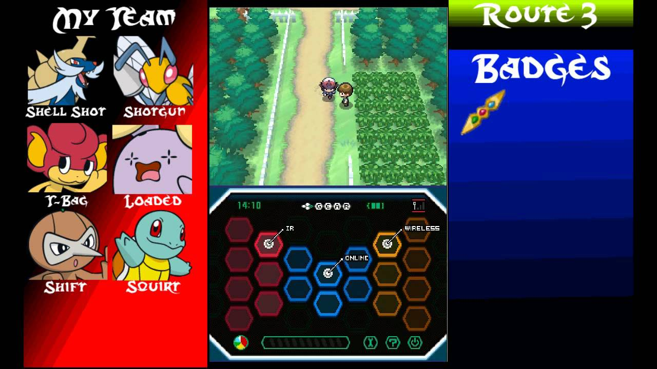 how to play pokemon blaze black on android